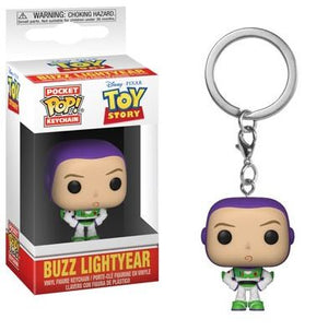 Buzz Lightyear Pop Keychain
