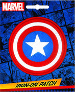 Captain America Shield Patch