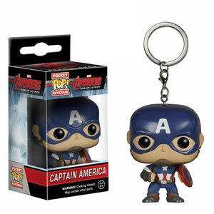 Captain America Ultron Pop Keychain