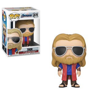 Casual Thor Endgame Pop Figure