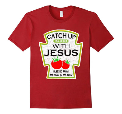 Catch Up Tee
