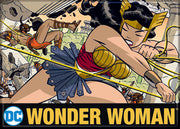 D Cooke Wonder Woman Magnet