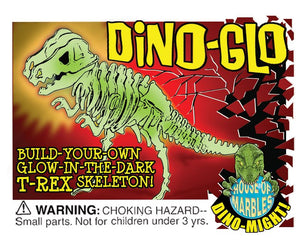 Dino-Glo T-Rex Model Kit