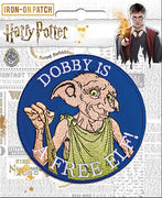 Dobby is a Free Elf Patch