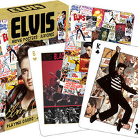 Elvis Movie Posters Playing Cards