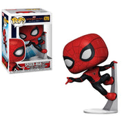Spider-Man FFH Upgraded Suit Funko Pop