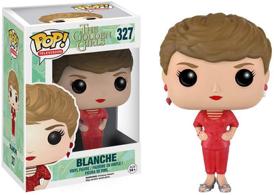 GG - Blanche Pop Figure