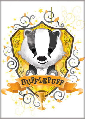 HP Charms 2 Hufflepuff Magnet