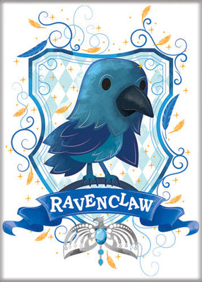 HP Charms 2 Ravenclaw Magnet