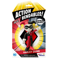 Harley Quinn Action Bendable