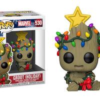 Holiday Groot Pop Figure