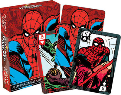 Spider-Man Comics Playing Cards
