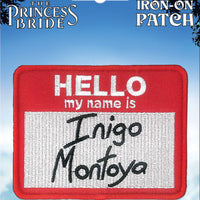 Inigo Montoya Patch