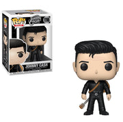 Johnny Cash in Black Pop Figure