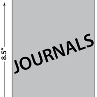 Decade Jot Journals