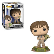 Luke Skywalker Training with Yoda Pop Figure
