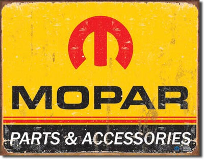 Mopar 64-71 Tin Sign