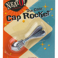 Die Cast Cap Rocket