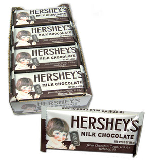 Nostalgic Hershey's Chocolate Bar