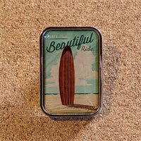 Life is a Beautiful Ride Pin