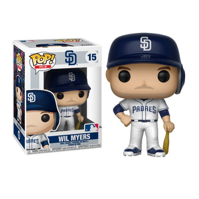 San Diego Padres Wil Myers Pop Figure