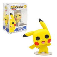 Pikachu Waving Pop Figure