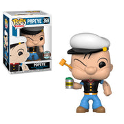 Popeye Pop Figure