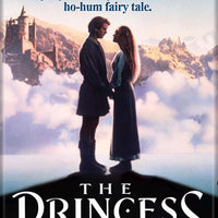 Princess Bride Movie Poster Magnet