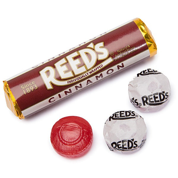 Reed's Cinnamon Candy