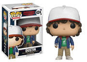 Dustin with Compass Pop Figure