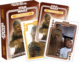 Chewbacca Playing Cards