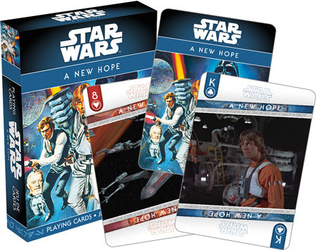 Star Wars: A New Hope Playing Cards