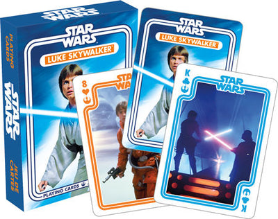 Luke Skywalker Playing Cards