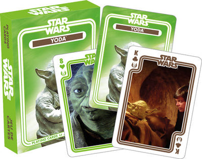 Yoda Playing Cards