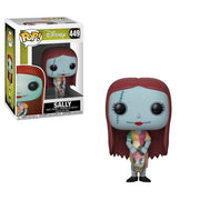 Sally with Basket Pop Figure