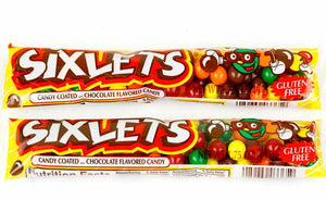 Sixlets Chocolatey Candy