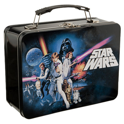 Star Wars A New Hope Tin Tote