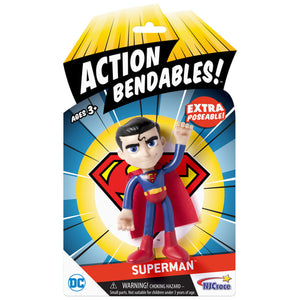 Superman Action Bendable