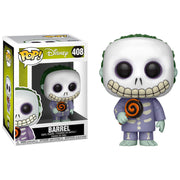 Barrel TNBC Pop Figure