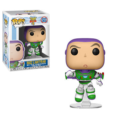 TS4 - Buzz Lightyear Pop Figure