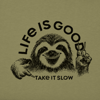 Take it Sloth Cool Tee