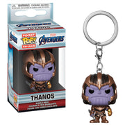Thanos Endgame Pop Keychain