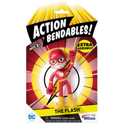 The Flash Action Bendable