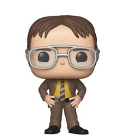 Dwight Schrute Pop Figure
