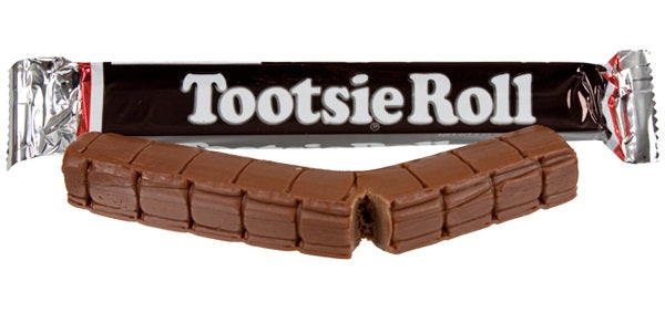 Tootsie Roll Bar