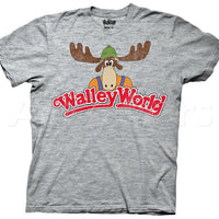 Vacation Wally World Tee