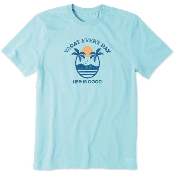 Vacay Every Day Crusher Tee