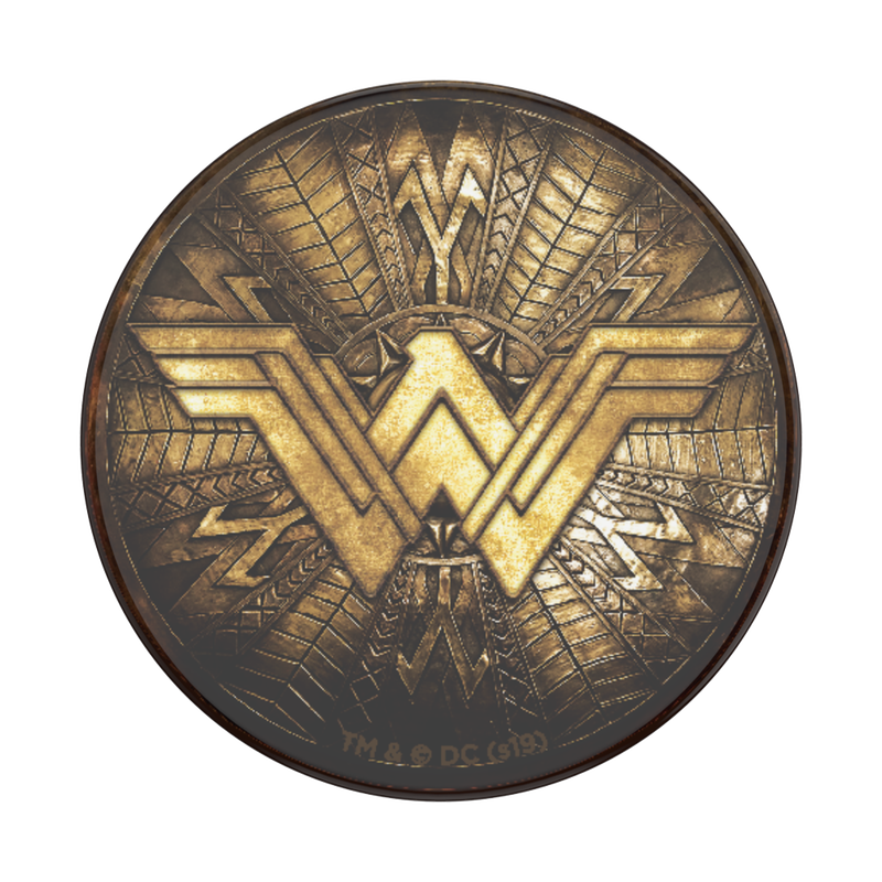 Wonder Woman Shield PopGrip