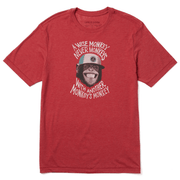 Wise Monkey Cool Tee