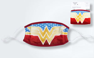 Wonder Woman Cloth Face Cover
